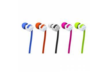Наушники Yison CX390 внутриканальные с микрофоном розовые