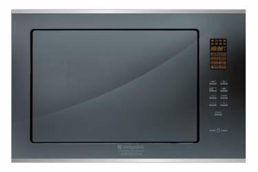 Микроволновая печь Hotpoint-Ariston MWK 222.1 Q/HA 25л. 900Вт черная (встраиваемая)
