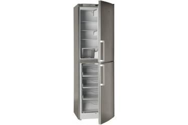 Холодильник Атлант XM 6323-180 серебристый (двухкамерный)