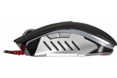 Мышь A4 Bloody TL60 Terminator черный/серый лазерная (8200dpi) USB2.0 игровая (9but)