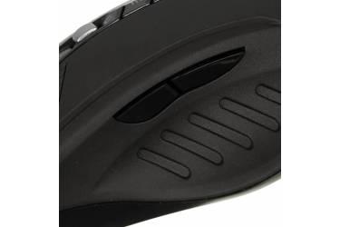 Мышь A4 Bloody TL7 Terminator черный/серый лазерная (8200dpi) USB2.0 игровая (9but)