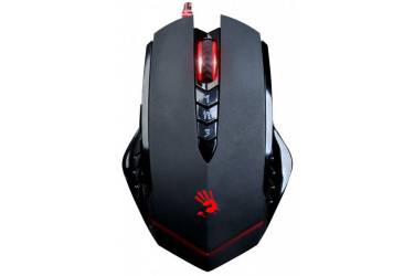 Мышь A4 Bloody V8M черный оптическая (3200dpi) USB игровая (8but)