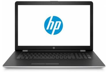 """Ноутбук HP17-ak027ur 17.3"""" HD+ noGl /AMD E2-9000/ 4Gb/ SSD 128Gb/AMD Radeon R2/DVD-RW/ DOS серебро"""