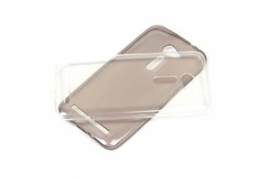 Силиконовый чехол 1 мм Samsung SM-A600F Galaxy A6 (2018) Прозрачный