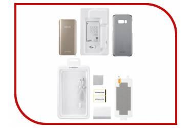 Набор Samsung Starter Kit S8+ черный для Samsung Galaxy S8+ (EB-WG95EBBRGRU)