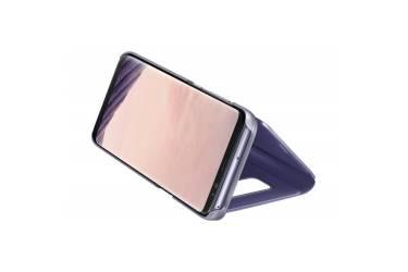 Оригинальный чехол (флип-кейс) для Samsung Galaxy S8+ Clear View Standing Cover фиолетовый (EF-ZG955CVEGRU)