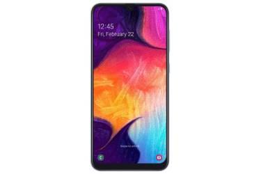 Смартфон Samsung SM-A505F Galaxy A50 64Gb 4Gb White