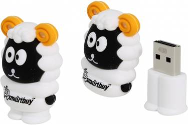 USB флэш-накопитель 4GB SmartBuy Wild series Sheep  USB2.0