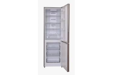 Холодильник Ascoli ADRFI359WE нержавеющая сталь 320л(х228м92) 185*59*60см No Frost