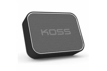 Беспроводная (bluetooth) акустика Koss BTS1K  black