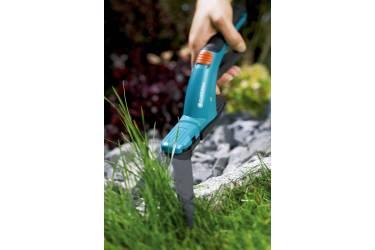 Газонокосилка роторная Gardena PowerMax1400/34 (07736-20.000.00) 1400Вт (в комплек.:Ножницы для травы Comfort)
