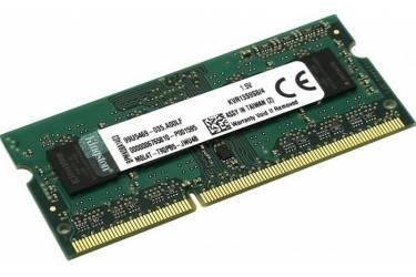 Модуль памяти Kingston  DDR3 4Gb 1333MHz SODIMM