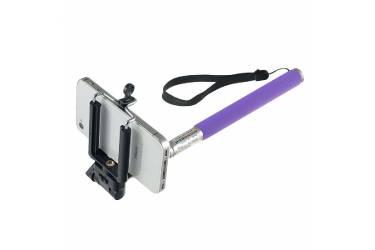Монопод для селфи Perfeo M4 Selfie Stick/ 20-102 cm/ Violet