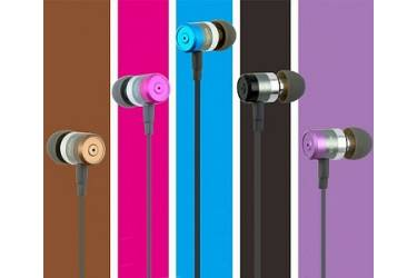 Наушники Yison EX900 внутриканальные с микрофоном синие
