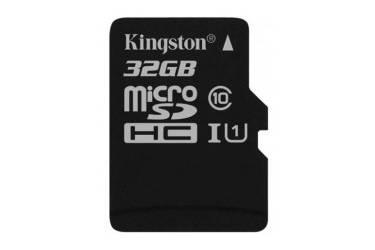 Карта памяти Kingston MicroSDHC 32GB Class 10 UHS-I (45MB/s)