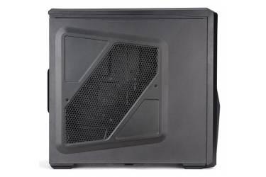 Корпус Zalman Z9 черный w/o PSU ATX 3x120mm 3x140mm 4xUSB2.0 audio bott PSU