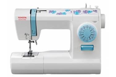 Швейная машина Toyota ECO15CB белый (кол-во швейных операций -15)