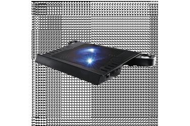 """Подставка для ноутбука Hama (00053063) 15.6""""330x260x45мм 1xUSB 1x 130ммFAN 713г черный"""