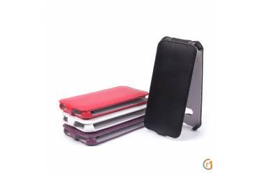 Футляр-книга для Xiaomi Redmi 4, арт.001358 (Фиолетовый)