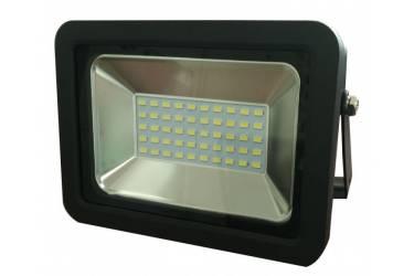Светодиодный (LED) прожектор FOTON_ SMD - 20W/6400K/IP65 _серый