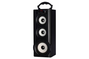 Аудиомагнитола Supra BTS-950 черный 9Вт/MP3/FM(dig)/USB/BT/SD