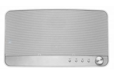 Колонка порт. Pioneer MRX-3-W белый 85W 2.0 BT/3.5Jack