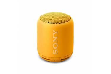Колонка порт. Sony SRS-XB10 желтый 10W Mono BT/3.5Jack 10м (SRSXB10Y.RU2)
