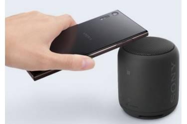 Колонка порт. Sony SRS-XB10 черный 10W Mono BT/3.5Jack (SRSXB10B.RU2)
