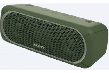 Колонка порт. Sony SRS-XB30 зеленый 40W Mono BT/3.5Jack/USB 10м (SRSXB30G.RU4)