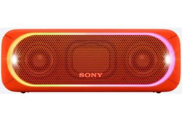 Колонка порт. Sony SRS-XB30R красный 40W Mono BT/3.5Jack/USB 10м (SRSXB30R.RU4)