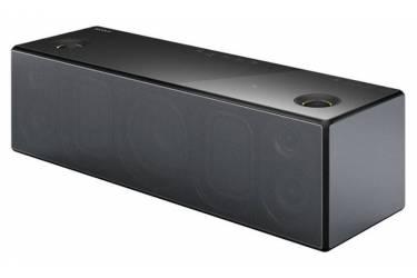 Колонки Sony SRS-X99 2.1 черный 154Вт беспроводные BT