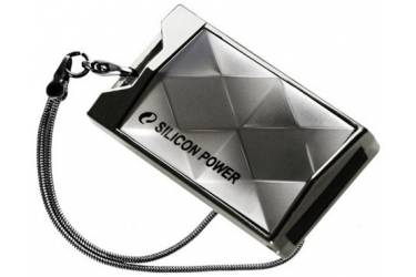 USB флэш-накопитель 8GB Silicon Power Touch 850 серебристый USB2.0