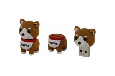 USB флэш-накопитель 32GB SmartBuy Wild series Собачка Акита USB2.0