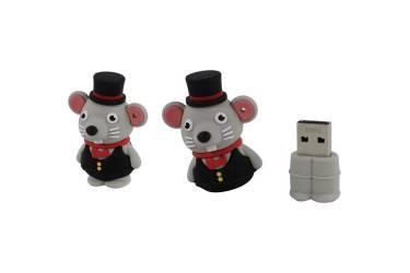 USB флэш-накопитель 32GB SmartBuy Wild series Мышка USB2.0