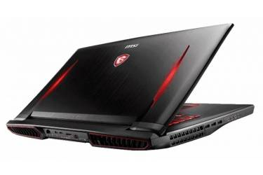 "Ноутбук MSI GT73EVR 7RF(Titan)-856RU Core i7 7700HQ/16Gb/1Tb/SSD128Gb/nVidia GeForce GTX 1070 8Gb/17.3""/FHD (1920x1080)/Windows 10/black/WiFi/BT/Cam"
