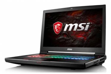 """Ноутбук MSI GT75VR 7RF(Titan Pro 4K)-055RU Core i7 7820HK/32Gb/1Tb/SSD256Gb+256Gb/nVidia GeForce GTX 1080 8Gb/17.3""""/IPS/UHD (3840x2160)/Windows 10/black/WiFi/BT/Cam"""