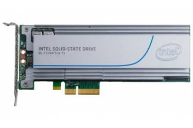 Накопитель SSD Intel Original PCI-E x4 2Tb SSDPEDMX020T401 DC P3500 PCI-E AIC (add-in-card)