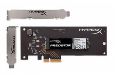 Накопитель SSD Kingston PCI-E x4 480Gb SHPM2280P2H/480G HyperX PCI-E AIC (add-in-card)