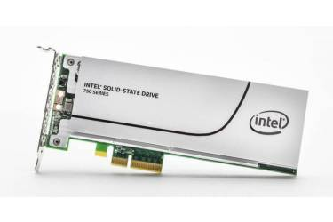 Накопитель SSD Intel Original PCI-E x4 1228Gb SSDPEDMW012T4X1 750 Series PCI-E AIC (add-in-card)