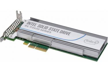 Накопитель SSD Intel Original PCI-E x4 2Tb SSDPEDMX020T701 DC P3520 PCI-E AIC (add-in-card)