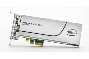 Накопитель SSD Intel Original PCI-E x4 400Gb SSDPEDMW400G4X1 750 Series PCI-E AIC (add-in-card)