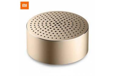 Беспроводная (bluetooth) акустика Xiaomi Mi Portable, золото