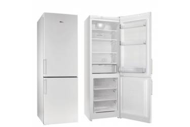 Холодильник Stinol STN 185 белый двухкамерный 333 л(х227, м106) ВxШxГ 185x60x64 см No Frost