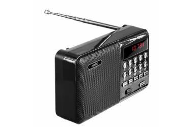 Радиоприемник Perfeo PALM FM+ (i90-BL) черный