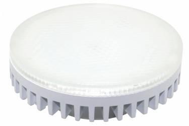 Светодиодная (LED) Tablet GX53 Smartbuy-10W/6000K/Мат стекло