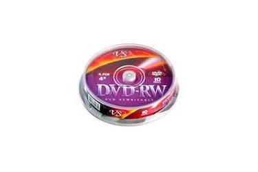Диск DVD-RW Vs 4,7GB 4x CB/10