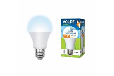 Лампа светодиодная LED-A60-11W/NW/4500/E27/FR/O станд мат