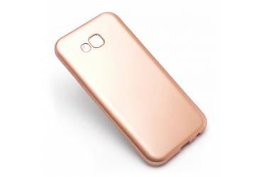 Силиконовый чехол J-CASE для Xiaomi Redmi 5A Розовое Золото