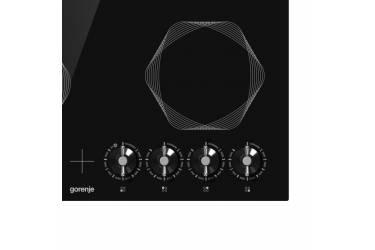 Варочная поверхность Gorenje EC642INI черный
