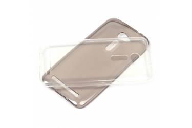 Силиконовый чехол 0,3 мм iPhone 7 Plus, Чёрный Прозрачный